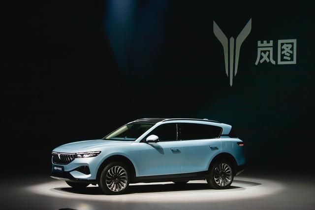 最前線 | 嵐圖汽車CEO盧放:我們跟理想汽車不是競爭對手,是戰友