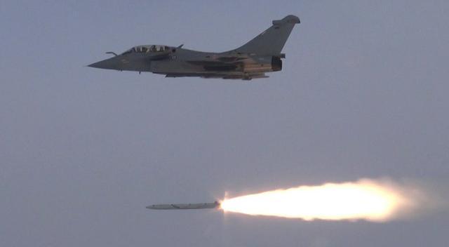 法國試射歐洲最強核導彈,超音速突防能力強,目標直指俄羅斯