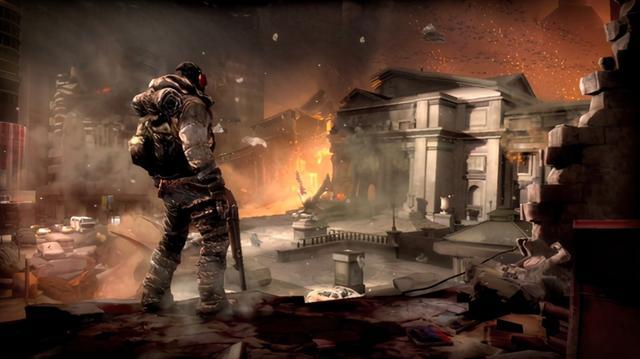 被取消《毀滅戰士4》遊戲演示 玩法風格類似《COD》