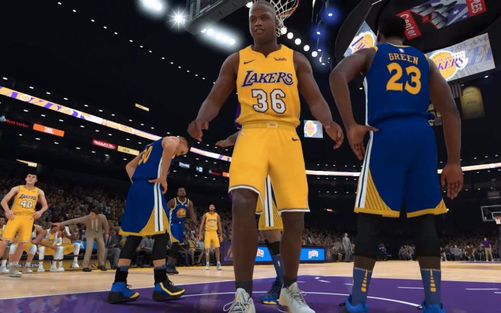 NBA2KOL2:身價最高的工具人,八突奧尼爾,為何誰都打不過?
