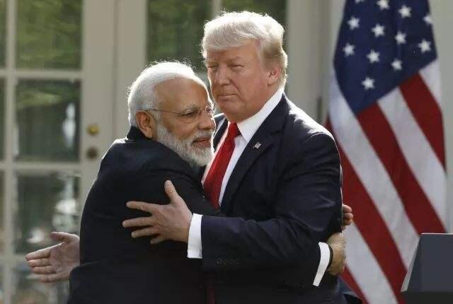 向著印度和美國發起挑戰!兩個國傢強強聯手,一旦動手就切斷命脈