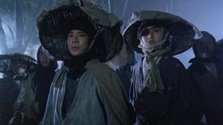 李连杰、刘询再现独孤九剑