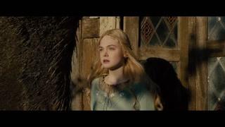 奥萝拉公主知道真相跑回精灵王国