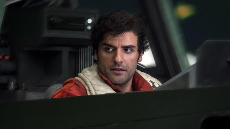 《星球大战8:最后的绝地武士》NG特辑