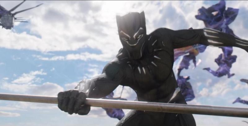 《黑豹》发布CG特效幕后特辑