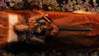 神域阿斯加德举办王后葬礼