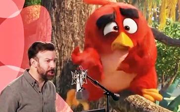 《愤怒的小鸟》幕后特辑