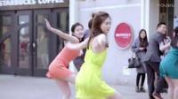 《爱乐之城》6项奥斯卡大奖 北京街头快闪活动