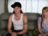 《冒牌家庭》曝光片段 男友遭责问小女儿表反感