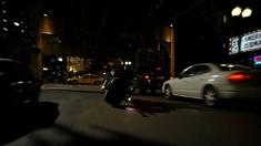 黑暗骑士 中文片段之摩托车追逐