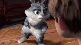 男孩大惊兔大叔变兔宝宝