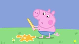 又热又红的猪爸爸 是被烤成红烧猪了吗