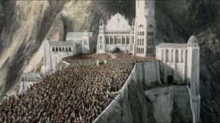 战争结束了 亚拉冈等待加冕为王