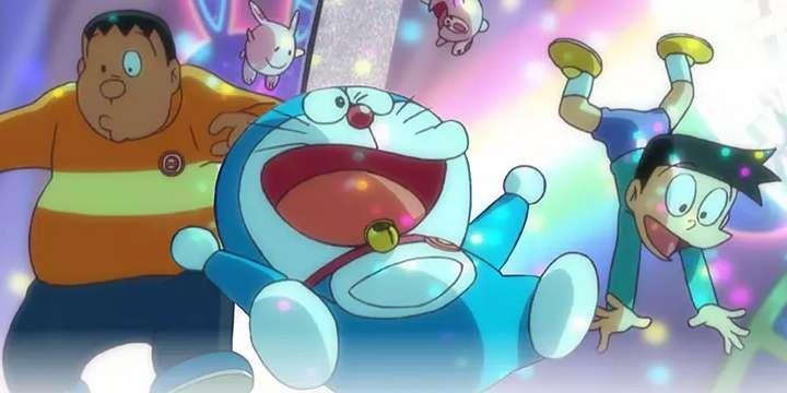《哆啦A梦:大雄的月球探险记》定档预告