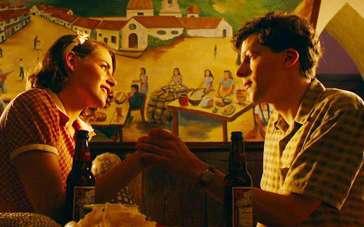《咖啡公社》中文片段  暮光女与艾森伯格谈情