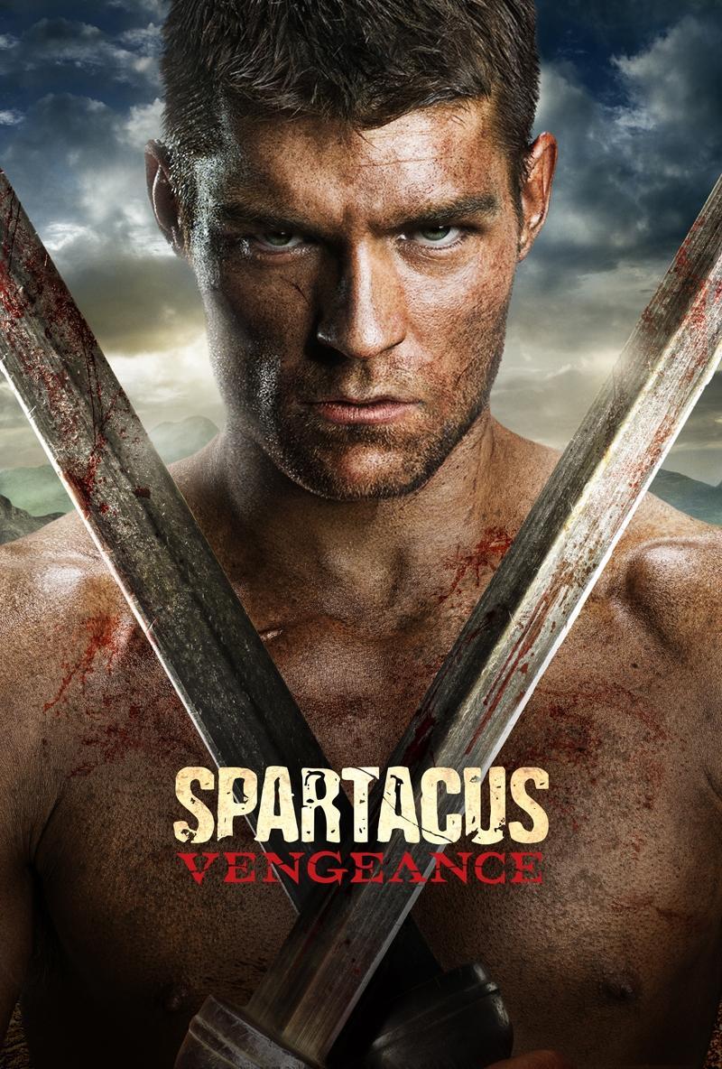 斯巴达克斯第二季:复仇