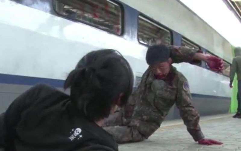 《釜山行》日版丧尸拍摄幕后特辑