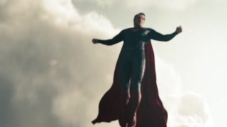 这就是为什么人们把超人叫做神
