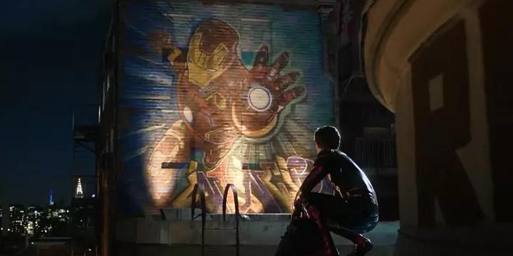 """《蜘蛛侠:英雄远征》""""谢谢你斯塔克先生""""特辑"""