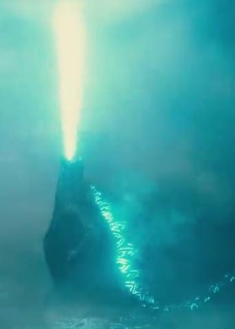 """《哥斯拉2:怪兽之王》""""末日危机""""预告 巨兽激战 哥斯拉霸气拯救世界"""