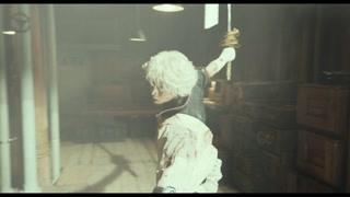 小栗旬用龙形武士刀和妖刀红樱正面刚