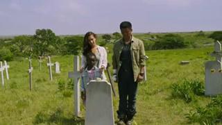 《战狼2》里医生墓地竟是真的