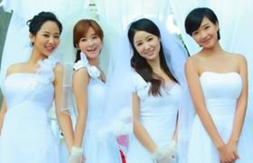 《花非花》将收官 四朵小花婚纱照曝光