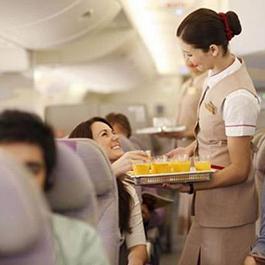 空姐曝出飞机饮料秘闻