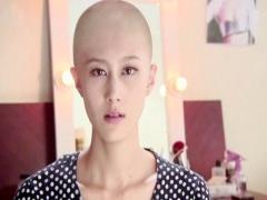 """华丽一族精彩片段:邱嫱悔恨""""剃度"""""""