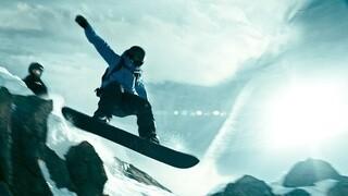 《极盗者》极限滑雪特辑