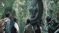 《大蛇》探险小队勇搏异兽,黄凯伦化身史前生物研究者