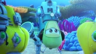 潜艇总动员:海底两万里:水晶石副作用激发欲望 尼摩船长被影响