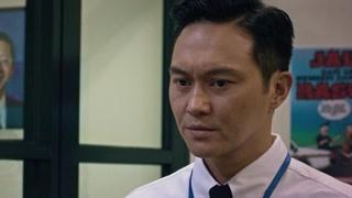 泄密者:张智霖发现作案细节 帅气的好人警察