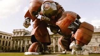 为救女友与机器人大战