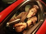 杨颖《风花雪月》变身女汉子 轻松搞定危险撞车戏