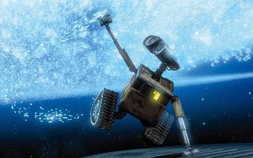《机器人总动员》预告片