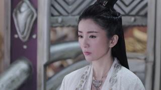 张陵向夜空女王告辞 以一己之力阻止战争