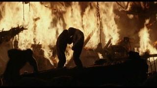 猿类家园被烧毁 准备开始反击