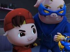 《猪猪侠之超星萌宠2》花絮5