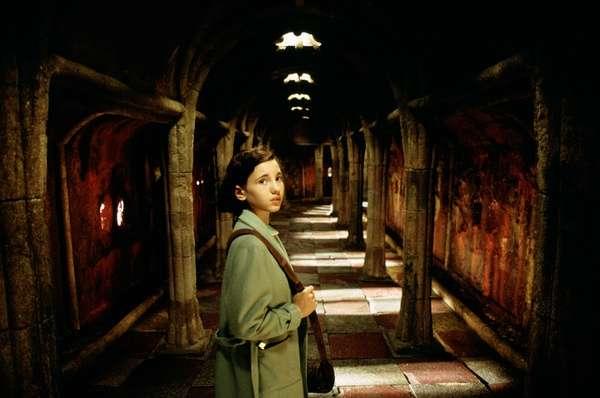 《潘神的迷宫》 美国版预告片1