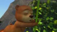 《嘻哈英熊》定档528 熊爸熊宝来势熊熊