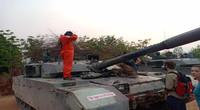 """中国卖给泰国的坦克被眼镜蛇""""击败""""  士兵束手无策"""