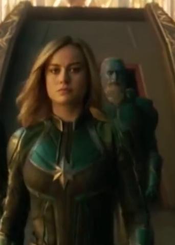 《惊奇队长》最新预告 史上最强漫威英雄即将逆转无限