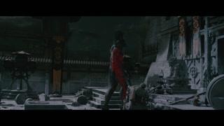 钟馗杀入大殿却没有发现雪妖和张道仙的身影