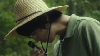 昼颜:纱和北野每周密会  野外玩水捉萤火虫