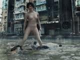 IMAX3D《攻壳机动队》主创特辑 少佐全裸穿墙开大挂