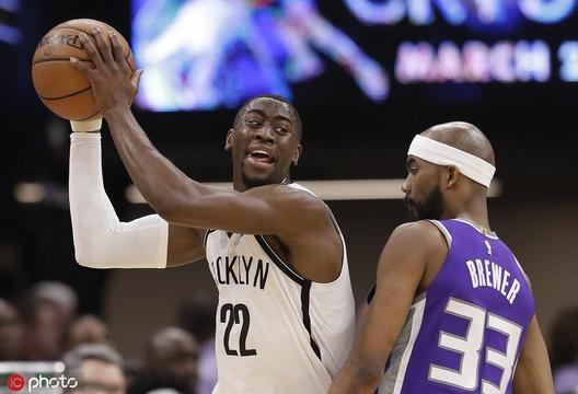 [NBA常規賽]籃網123-121國王