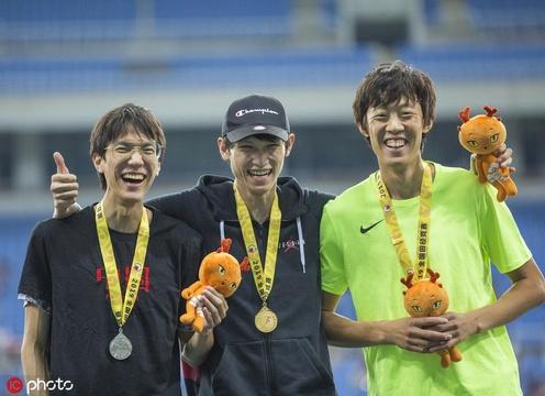 世錦賽選拔賽男子跳高 郭勁岐奪冠張國偉季軍