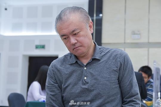 """高清-TWT总决赛""""老虎""""出战 柯洁对阵童梦成"""