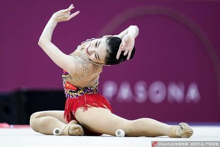 艺术体操世锦赛第4日